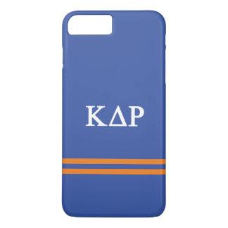Rayure de sport du Rho | de delta de Kappa Coque iPhone 7 Plus