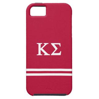 Rayure de sport du sigma | de Kappa Coque Case-Mate iPhone 5