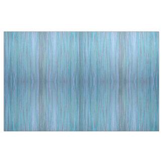 Rayure Laidback de Teal d'Aqua de bleu de Tissu