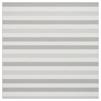 Rayures de blanc gris tissu