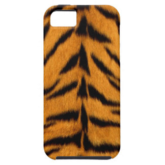 Rayures de tigre iPhone 5 case