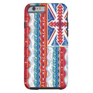 Rayures d'Hawaï Coque Tough iPhone 6