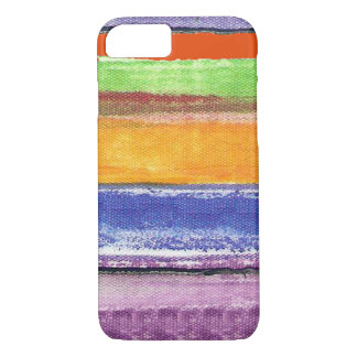 rayures et couleurs coque iPhone 8/7
