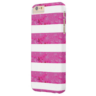 Rayures roses - coque iphone coque iPhone 6 plus barely there