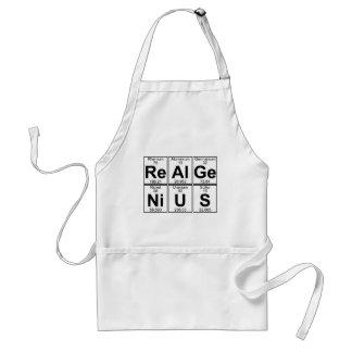 Re-Al-GE-Ni-U-s (vrai génie) - complètement Tablier