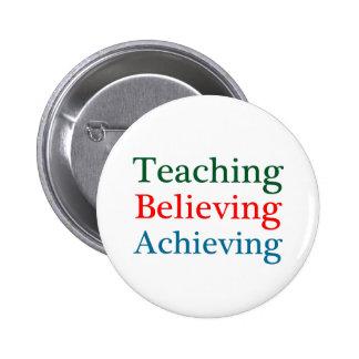 Réalisation de croyance de enseignement pin's
