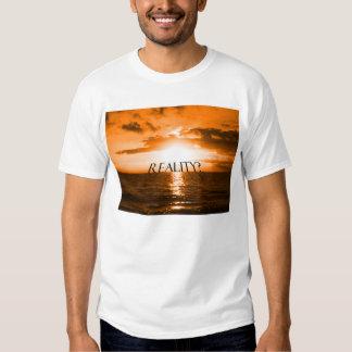 Réalité ? t-shirts