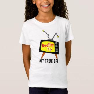 Réalité TV mes filles démodées de T-shirt de BFF