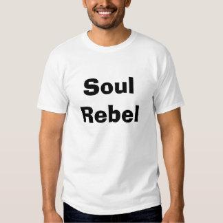Rebelle d'âme t-shirts