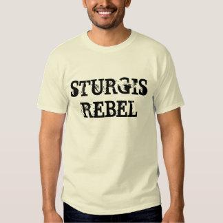 REBELLE DE STURGIS T-SHIRTS