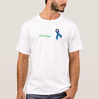 Rebelle de T-shirt de conscience de CMT