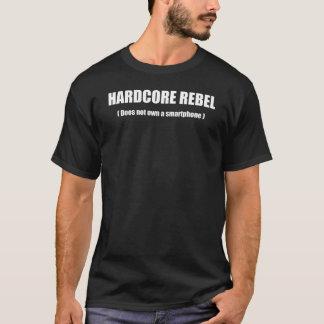 Rebelle d'inconditionnel - aucune couleur foncée t-shirt
