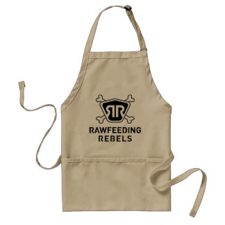 Rebelles de Rawfeeding Tablier