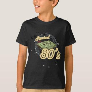 Rebobinage de nouveau aux années 80 t-shirt