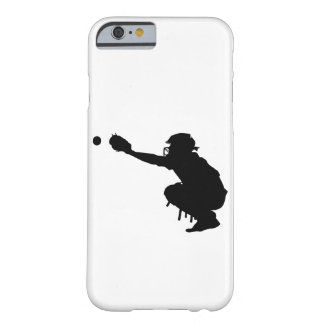 Receveur de base-ball coque barely there iPhone 6
