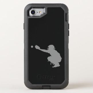 Receveur de base-ball coque OtterBox defender iPhone 8/7