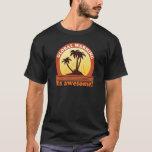 réchauffement climatique t-shirts
