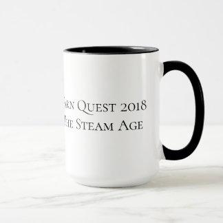 Recherche de fil la tasse d'âge de vapeur