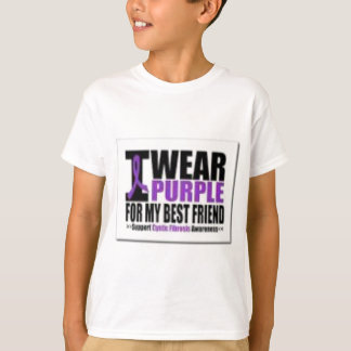 Recherche de mucoviscidose de soutien t-shirt