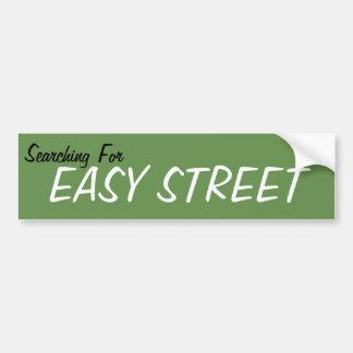 Recherche l'adhésif pour pare-chocs de rue facile autocollant de voiture