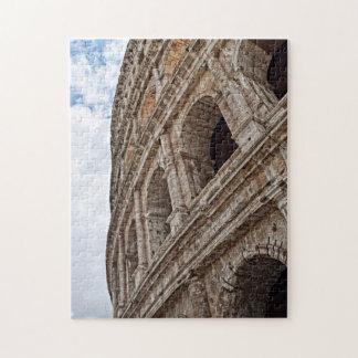 Recherche sur le puzzle romain de Colosseo