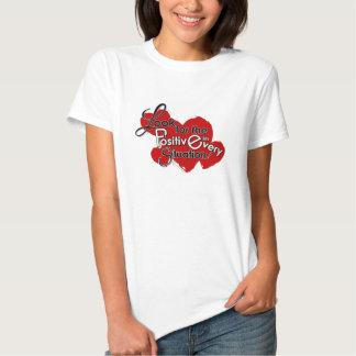 Recherchez le positif t-shirt
