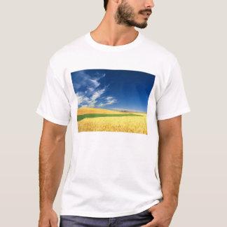 Récolte de blé sur le Palouse dans oriental T-shirt