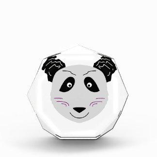 Récompense Blackgrey mignon de petit panda