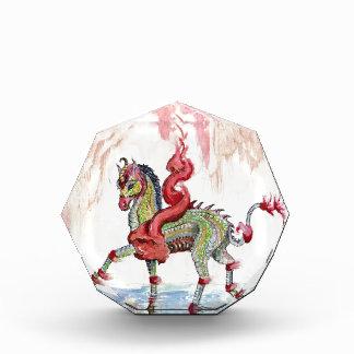 Récompense Cheval de fée de licorne de dragon de Kir'rin