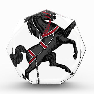 Récompense Cheval noir