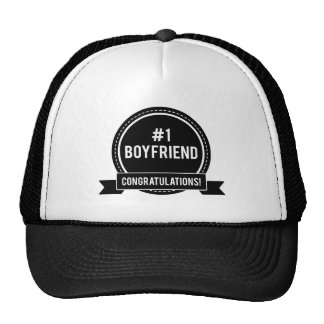 Récompense de l'ami #1 casquette