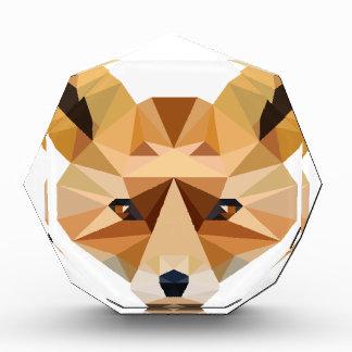 Récompense Fox de polygone