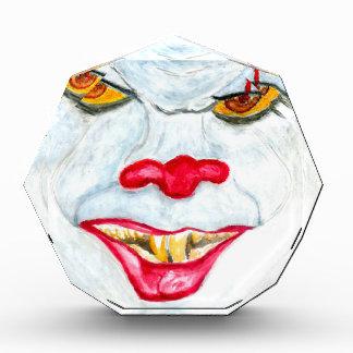 Récompense Halloween Clown2 effrayant