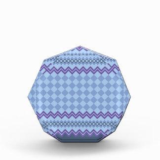 Récompense Motif géométrique