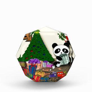 Récompense Noël de panda