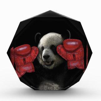 Récompense Panda de boxe