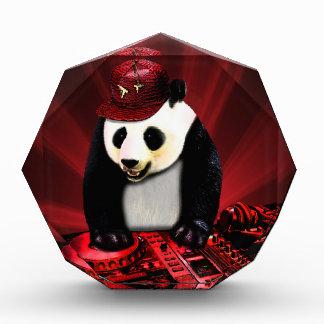 Récompense Panda de disc-jockey