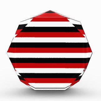 Récompense Rayures de drapeau du Trinidad-et-Tobago Yémen