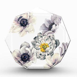 Récompense Ressort frais de fleur d'anémone florale de