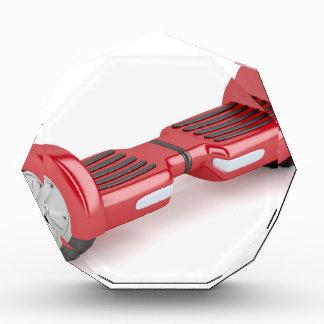 Récompense Scooter de auto-équilibrage rouge