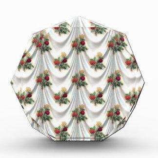 Récompense s'est levé floral, art, conception, beau,