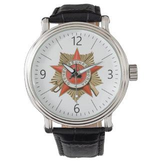 Récompense soviétique montres bracelet