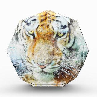 Récompense tigre de conception d'art