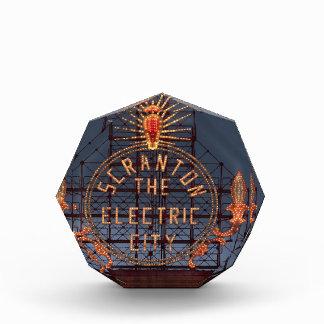 Récompense Ville électrique de Scranton