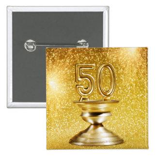 Récompenses d'or badge