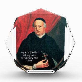 Récompenses En Acrylique Agostino Steffani, c1714
