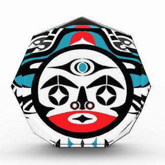 Récompenses En Acrylique Boussole tribale