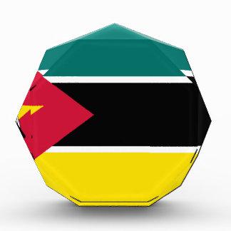Récompenses En Acrylique Coût bas ! Drapeau de la Mozambique