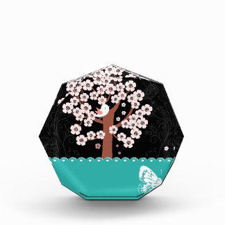 Récompenses En Acrylique Floral, art, conception, beau, nouvelle, mode