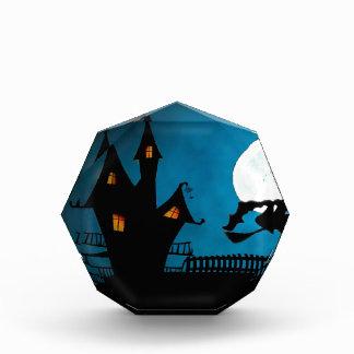 Récompenses En Acrylique La Chambre de la sorcière de Halloween Helloween